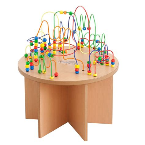 Lego Block Table Bead Activity Table Kinderspell