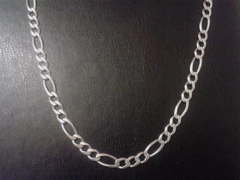 cadenas de plata hombre chile cadena de plata 925 modelo cartier 35 90 gramos ee