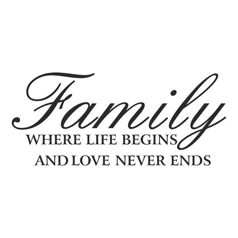 a that never ends tekstill 228 quot family where