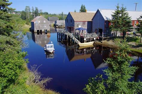 Whale Cove Cottages Grand Manan by Seal Cove Smokeshed Cottages Grand Manan Cottage