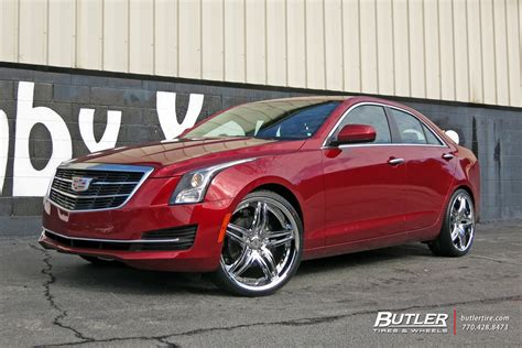 Cadillac Custom Wheels by Cadillac Ats Custom Wheels Status 20x Et Tire Size