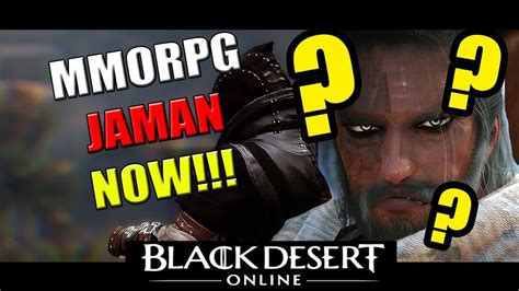 black desert online indonesia black desert online honest review bahasa indonesia