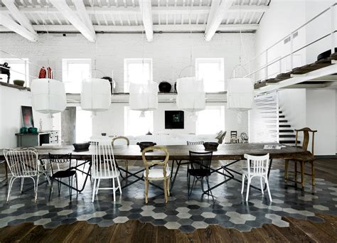 Visval Maison Black heavenly interiors and beautiful floors a warehouse renovation by navone