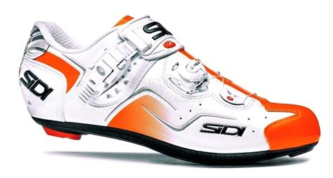 Kaos Triathlon 02 by Chaussures Route Sidi Kaos Blanc Orange Fluo Boutique V 233 Lo