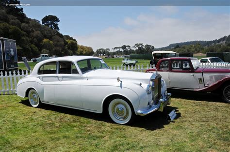 1956 rolls royce silver cloud image chassis number swa88
