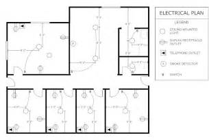 office electrical plan floor plans pinterest offices