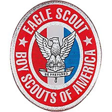 eagle scout insignia eagle scout badge clipart best