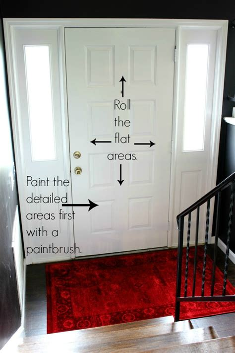 How To Paint Doors by Painting 101 How To Paint Trim And Doors