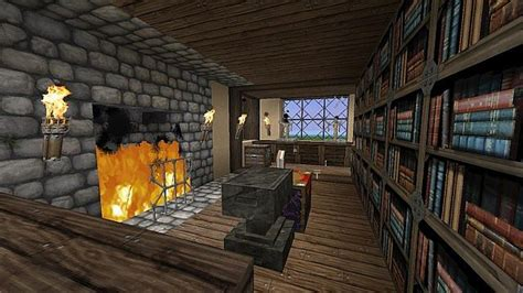tudor house updated  interior design minecraft project