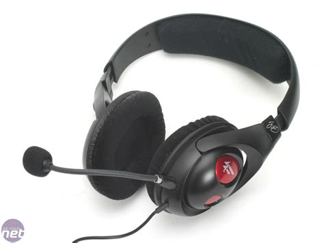 Headset Gaming Creative Fatal1ty Gaming Gaming Headset To Bit Tech Net