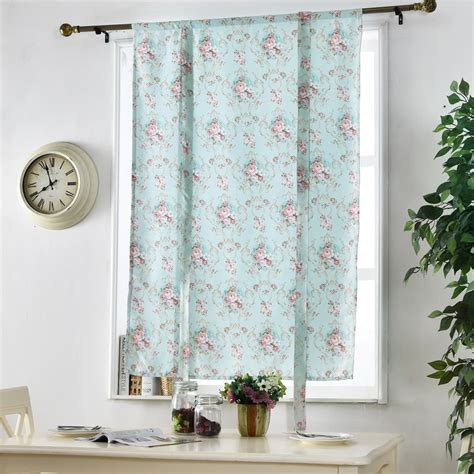 short door curtains short kitchen picture more detailed picture about floral