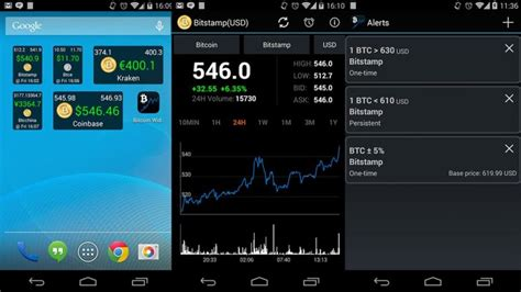 cryptocurrency apps  android android authority