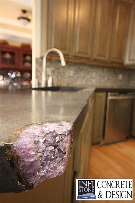 Geode Countertops by 8 Ways To Surround Your Home With Energy 187 In