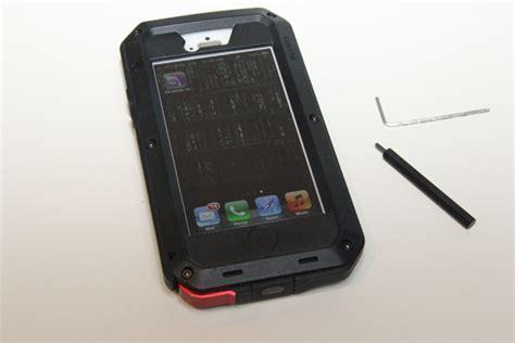 Casing Iphone 5 5s Lunatik Taktik Temperef Glass Iphone5 Lam 4 lunatik taktik for iphone 5