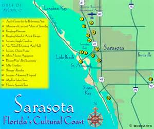 absolutely florida sarasota map