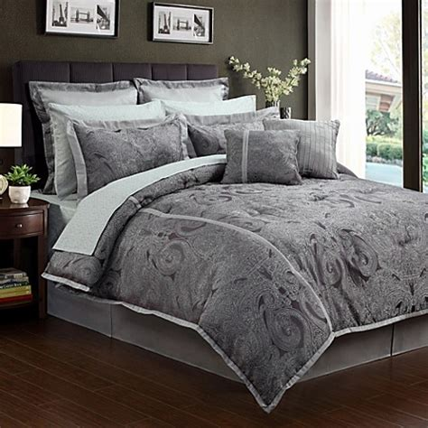 bed bath and beyond comforters king buy veronique 12 piece king comforter set from bed bath beyond
