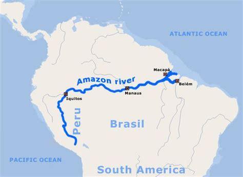 amazon river map 10 interesting facts about amerigo vespucci learnodo
