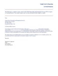Immigration Support Letter For Supporting Letter For Immigration Exles