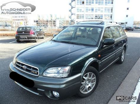 2003 subaru outback h6 3 0 2 leather automatic