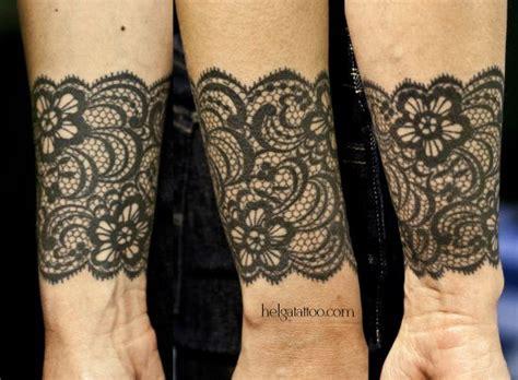 wrist lace tattoo lace tattoo things i lace