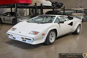 Lamborghini Countach 17 Lamborghini Countach For Sale Dupont Registry
