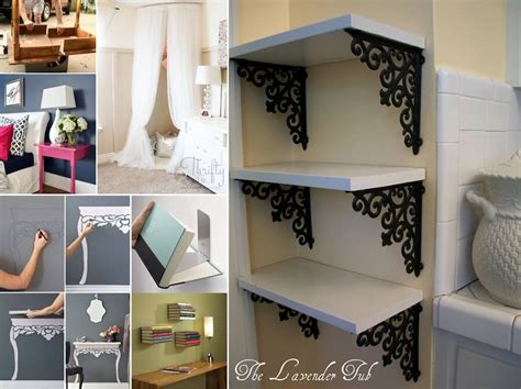 ideas for storage diy home interior design ideas diy 20 low budget but highly amazing diy decor projects