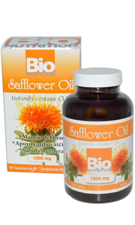 safflower 1000mg 90 softgel 13 96ea from bio nutrition