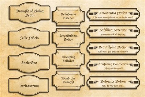 harry potter inspired hogwarts printable name tags harry potter labels party printables harry potter party