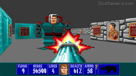 full version dos games download wolfenstein 3d download full version