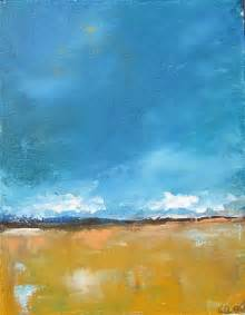 abstract landscapes 17 best ideas about abstract landscape painting on