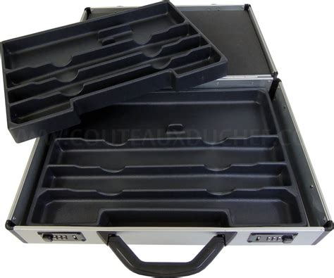 malette de cuisine vide malette vide deglon cus cuisine 2 plateaux thermoform 233 s