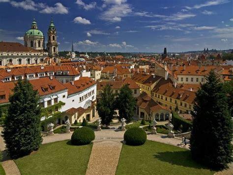 giardini barocchi il barocco nel verde della repubblica ceca nel mondo