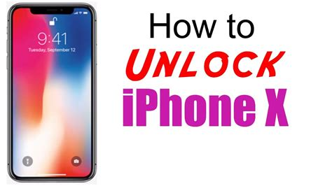 how to unlock iphone x at t t mobile metropcs xfinity mobile rogers claro or any carrier