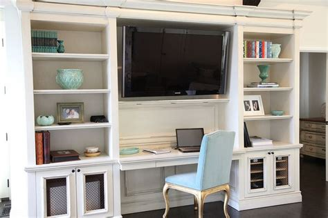home office with tv tv above desk in home office for the home pinterest