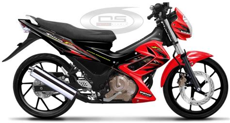Sticker Scorpio 2011 Striping Scorpio 2011 Merek Ajs large high speed motor new motor sport duck quot satria fu 150 quot 2012