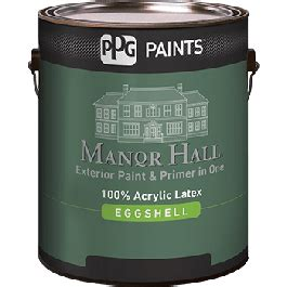 acrylic paint exterior wood manor exterior paint primer in one 100 acrylic