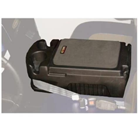 kolpin bench center console for polaris rzr | ranger