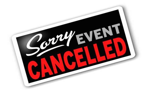 Cancellation Letter Due To Weather wine festival fundraiser cancelled