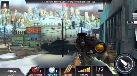 mod game kill shot bravo kill shot bravo v1 4 mod apk unlimited ammo free download