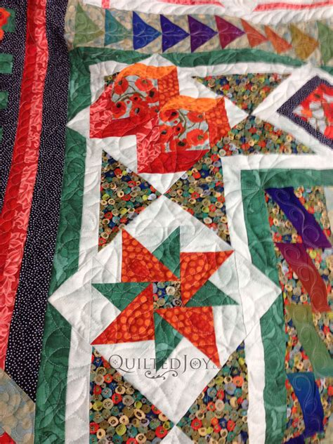 Quilt Parts by Mystery Sler Quilt Part 1