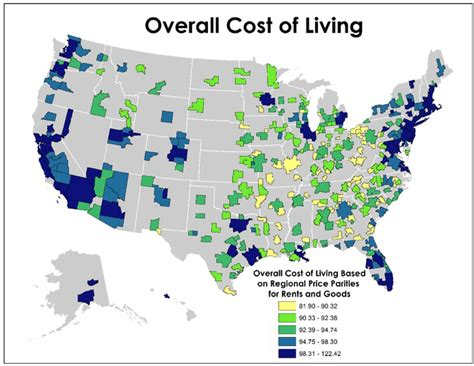 rent in usa here s a pretty legitimate united states cost of living
