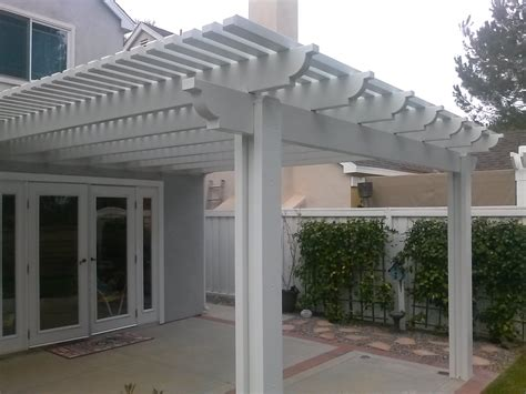 Patio Covers Orange County Alumawood Patio Covers Vs Wood Patio Covers