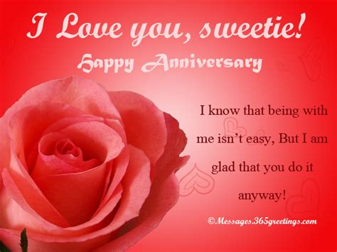Wedding Anniversary Quotes For Parents Tagalog by Anniversary Messages For 365greetings