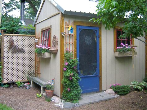 Garden Sheds Garden Sheds They Ve Never Looked So Hgtv