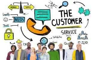 the contact center and customer service