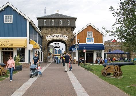 Amsterdam From Factory To Fashion by Lelystad Batavia Stad Factory Outlet Center