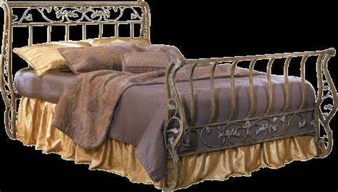 ashley furniture metal beds ivy queen rod iron bed frame with nive ivy and scroll work detail only 125 00 silver
