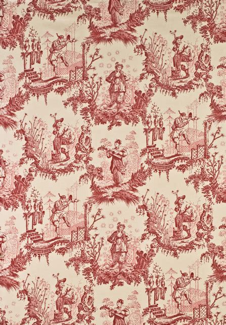 Classic Toile Wallpaper | chinese toile classic wallpapers
