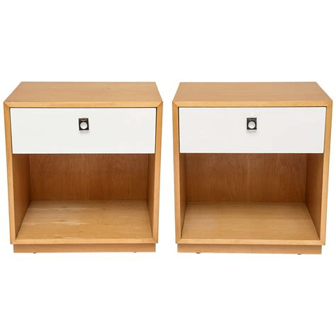 furniture 60s jack cartwright 60s modern nightstands for founders