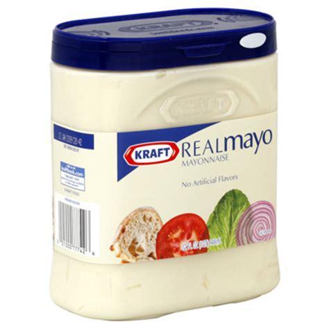 Mayonaise Real Mayo Kraft kraft real mayonnaise